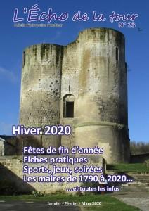 L'Echo de la tour n°23 Couverture