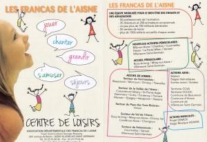 Francas 1re page